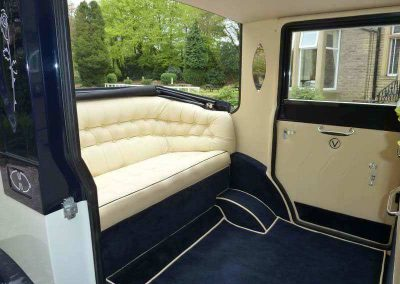 Imperial Viscount Landaulette interior
